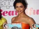 Deepika unveils special issue of People Magazine
