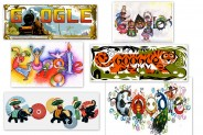 Celebrating Indian Grandeur @ Google Doodle