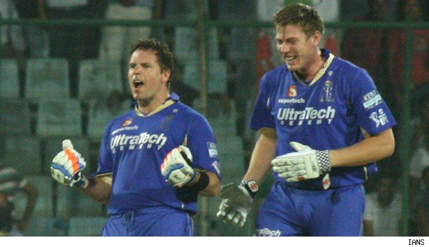 Royals beat Sunrisers in IPL Eliminator