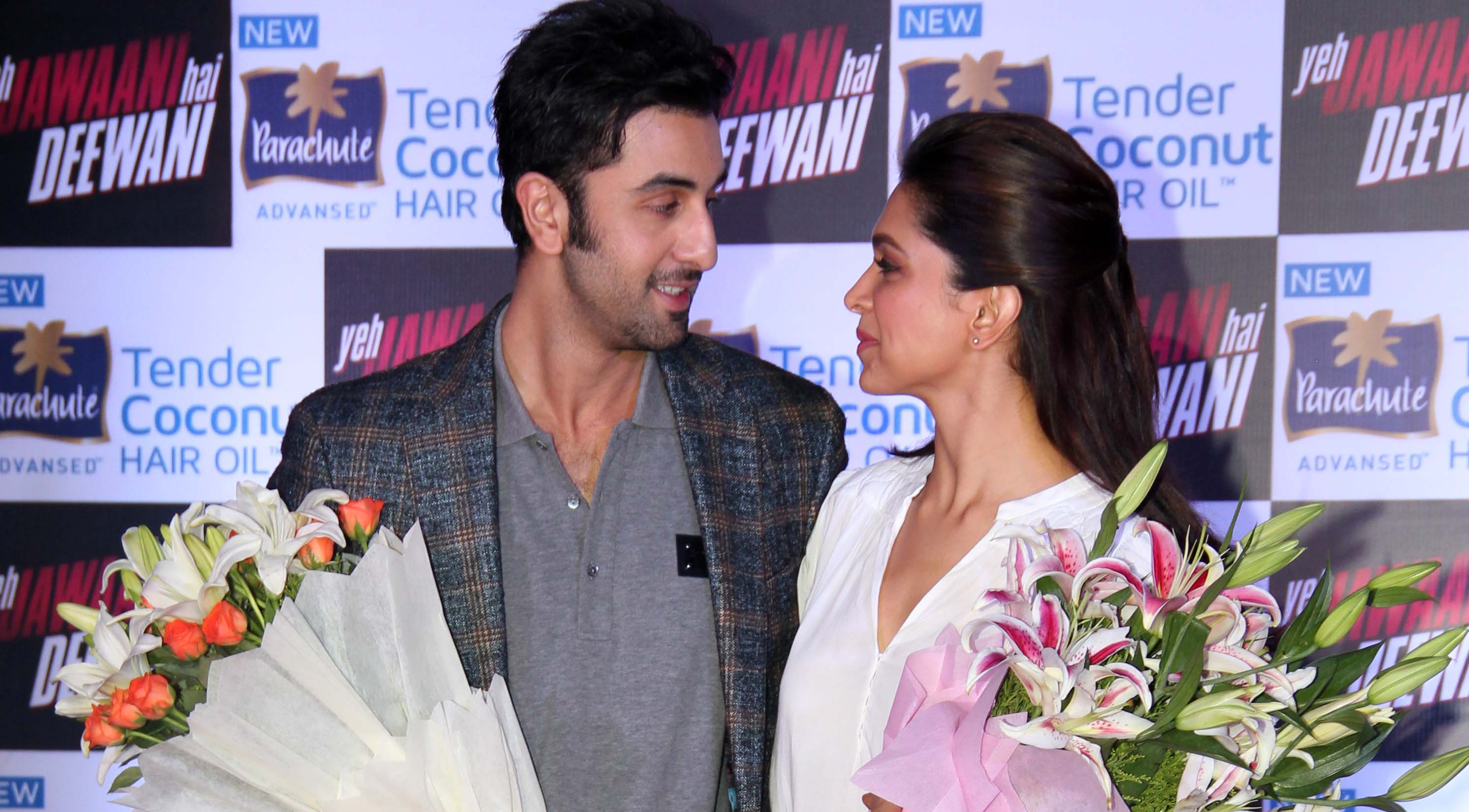 Ranbir & Deepika: Tender love and care