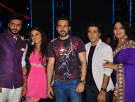 Vidya Balan and Emraan Hashmi on the sets of 'India's Dancing Superstar'