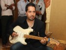Singer Mika Singh celebrates his birthday with TV stars