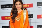 Soha launches Shoppers Stop's Salwaar Kameez & Kurti Fest