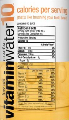 Nutrition & Ingredient Information on Coca-Cola Products