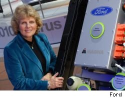 Sue Cischke of Ford