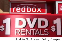 Free movie rental with Redbox coupon