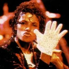 micheal jacksons glove