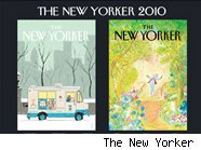 Free calendar from The New Yorker