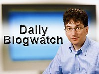 Daily Blogwatch: Seven Up Days in a Row in Stock Markets