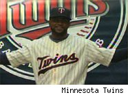 New Twins uniform