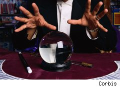 When it comes to the economy, who has the best crystal ball? Bloomberg Markets has ranked the top 10 most accurate analysts in its new list.