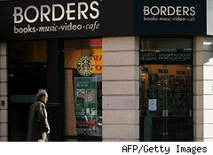 Borders Will Pop Up Temporary Shops for the Holidays