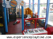 McDonalds play area