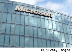 Microsoft may be facing increased competition from tablets, but its quarterly earnings show the company is doing fine.