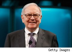 Warren Buffett  Profits 70% for Bailing Out Goldman Sachs