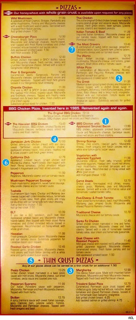 Secret Tricks Of Restaurant Menus Why You May Be Enticed To Spend More Aol Finance