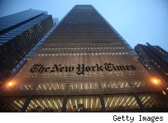 The New York Times and McClatchy reported that advertising fell sharply from a year ago, when it already have taken a year-over-year plunge.