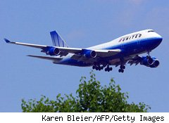A merger between United Airlines and Continental Airlines is closer to the runway after the Justice Department cleared it for takeoff.
