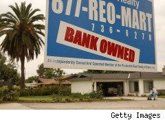 Foreclosures Rise Again in June 2011