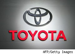 Toyota credit rating cut from Aa1 to Aa2