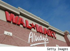 Wal-Mart Stores is ending its automatic profit-sharing bonuses for employees, replacing them with retirement benefits -- but only if employees contribute.