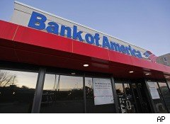 Bank of America BAC