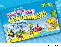 Lemonheads candy