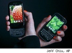 Verizon Drops Prices on Palm Pre, Palm Pixi, BlackBerry Curve