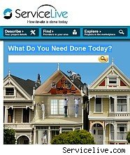 Servicelive matches homeowners with service providers