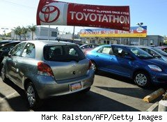Toyota May Face Second $16.4 Million Fine from NHTSA