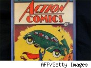 Superrman Action Comics No. 1