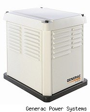 Backup power generator brings peace of mind