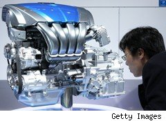 Mazda Sky engine, Toyota hyrid technology