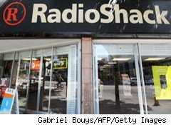 radioshack explores leveraged buyout options with jp morgan