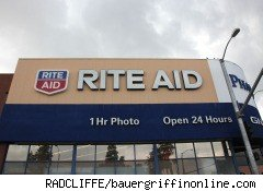 Rite Aid drugstore chain