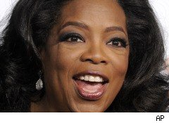 Oprah Brings Smartphones to Main Street