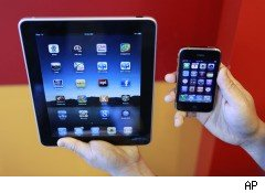 Apple Stock OUtlook iPad iPhone