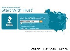 The Better Business Bureau, long poplularly known as 'the complaint people,' is expanding its business into e-commerce and other areas.
