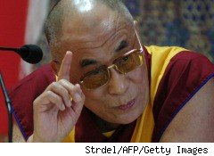 China-based hackers stole Indian national security information, 1,500 e-mails from the Dalai Lama's office and other sensitive documents, a new report said Tuesday