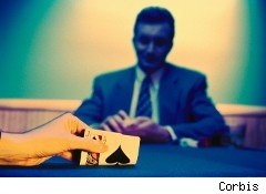 For a small coterie of professional gamblers, blackjack is all business. And it turns out blackjack consortiums are run much like investment banks.