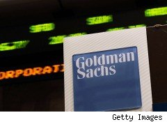 Goldman Sachs Earnings Tumble on SEC Settlement