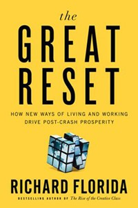 Great Reset Richard Florida book