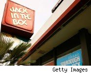 Jack in the Box offering Kona coffee