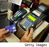 V=Credit card balances