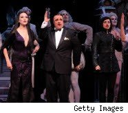 The Addams Family with Nathan Lane and Bebe Neuwirth