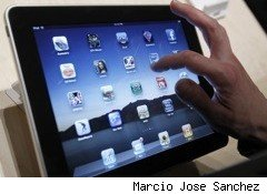 The iPad release may determine whether the new tablet will dethrone the iPhone as Apple's hottest device.
