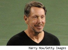 Larry Ellison, CEO of Oracle, Highest paid CEO of 2009