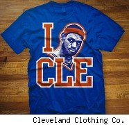 Cleveland Clothing Co. LeBron James T-shirt
