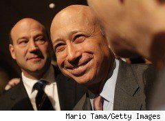 Goldman Sachs (GS) CEO Lloyd Blankfein, pictured above, bit the hand that educated him. He loves to recount how he rose up from the mean streets of Brooklyn and won a scholarship to Harvard College and then on to its law school. But Blankfein turned around and bit that hand to the tune of $500 million when in February 2007, Harvard found itself on the wrong side of a synthetic CDO bet.
