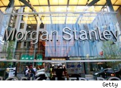 Morgan Stanley third-quarter earnings